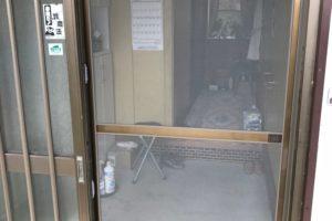 玄関引戸専用アミ戸